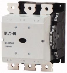 Contactor Eaton 208213 - Contactor putere DILM500/22(RA250)-Contactor 250 kW, regim AC-3
