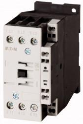 Contactor Eaton 277671 - Contactor putere DILMC25-01(230V50HZ,240V60HZ)-Contactor 11KW, regim A