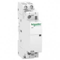 Contactor modular Schneider A9C20232 - iCT25A 2NO 48Vca 50HZ contactor