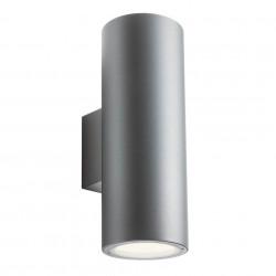 Corp de iluminat Arelux Xlobby LB02 DG – Aplica, e27, max2x15W, IP54, gri inchis
