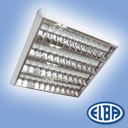 Corp iluminat Elba 21334240 - FIRA 07 PLATOS DR 4X18W