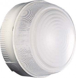Corp iluminat Gewiss GW80652 - Lampa TONDA 100W E27 gri RAL
