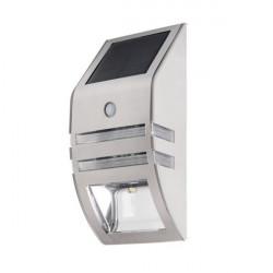 Corp iluminat Kanlux 25771 SOPER PV-SE - Aplica de fatada, cu senzor de miscare cu senzor miscare, 0,16W, 6500k, IP44, crom