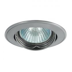 Corp iluminat Kanlux 2804 BASK CTC-5515 - Spot incastrat directional, Gx5,3, max 50W, 12V, IP20, crom/nichel