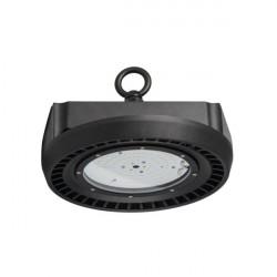 Corp iluminat Kanlux 28530 HB Master - Corp de iluminat aparent/suspendat cu led HB MASTER LED 100W 4000k negru
