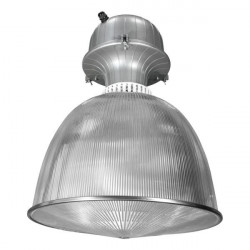 Corp iluminat Kanlux 7863 EURO MTH-400-22PC - Corp de iluminat cu halogenuri metalice high bay, E40, 400W, IP20, argintiu