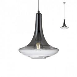 Corp iluminat Redo 01-1623 Decanter - Lustra, max 1x42W, E27, IP20, sticla fumuriu degrade