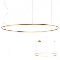 Corp iluminat Redo 01-1921 Orbit - Lustra led, 105W, 4000k, 9061lm, bronz