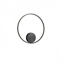 Corp iluminat Redo 01-1958 Orbit - Aplica/plafoniera led, 42W, 4000k, 3318lm, negru