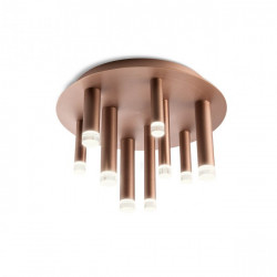 Corp iluminat Redo 01-2040 Madison - Plafoniera led, 36W, 3000k, 2448lm, bronz