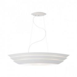 Corp iluminat Redo 01-764 Calypso- Lustra, max 3x23W, E27, IP20, alb