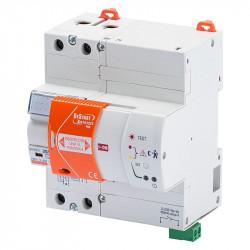 Intrerupator automat Gewiss GW90911 - RESTART AUTOTEST PRO 2P 25A 0.03A[IR] 5M