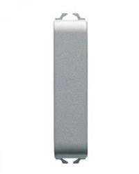 Intrerupator Gewiss GW14021 Chorus - Intrerupator ingust 1/2M 1P 10AX TITANIUM
