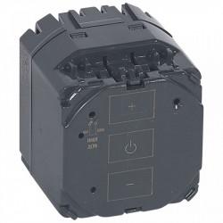 Intrerupator Legrand 67043 Celiane - Intrerupator cu variator, comanda tactila, 40W-400W