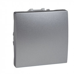 Intrerupator Schnedier Unica MGU3.201.30 Top, Class - Intrerupator simplu 2M, aluminiu