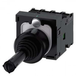 Intrerupator Siemens 3SU1130-7AF10-1QA0 - Joystick 4 pozitii
