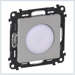 Lampa avarie Legrand 752269 Valena Life - Unitate portabila de iluminat, autonomie 2 ore, aluminiu