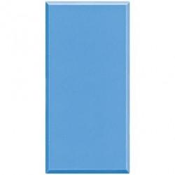 Lampa semnalizare Bticino Axolute H4371B/24 - Lampa semnalizare cu difuzor albastru, 24V, 1M