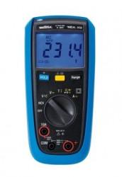 Multimetru Metrix MTX 202 - Multimetru digital TRMS AC cu functie NCV