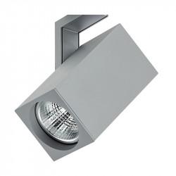 Proiector LED Arelux XBrick BK01WW S - Mini proiector cu LED 13W 50A° 3000k WW S (5f), argintiu