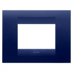 Rama Gewiss GW16403TT Chorus - Rama Geo, 3M, tehnopolimer oriz, albastru topaz