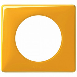 Rama Legrand 68841 Celiane - Rama 1 post, polimer, mandarin