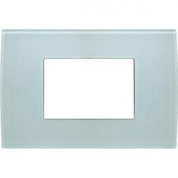 Rama Tem OP30GG-U Modul - Rama din sticla decorativa Pure 3m verde gheata