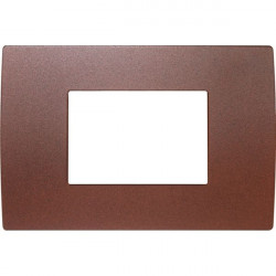 Rama Tem OP30ME-U Modul - Rama metalica decorativa Pure 3m fier gravat