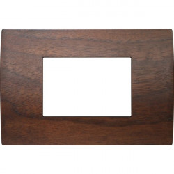 Rama Tem OP30WW-U Modul - Rama din lemn decorativa Pure 3m nuc