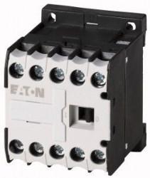 Releu Eaton 10287 - Releu tip contactor 110V, DC, DILER-40-G(110VDC), 3A