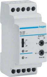 Releu Hager EU302 - Releu de monitorizare al tensiunii minime 400V, AC, 1C