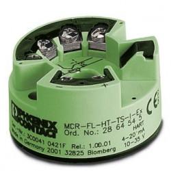 Releu Phoenix 2864545 - Releu de monitorizare a temperaturii, 30V, DC, 0C