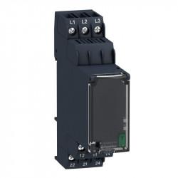 Releu Schnedier RM22TG20 - Zelio Control RM22 - releu pt controlul fazei - 2OF - 208 la 480Vac