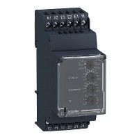 Releu Schneider RM35UA11MW - Releu de monitorizare al tensiunii minime 24V-240V, AC/DC, 2C