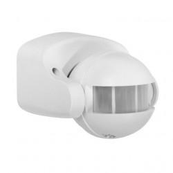 Senzor miscare Knalux 460 ALER JQ-30-W - Senzor miscare, 160gr, 1200VA, IP44, alb