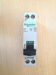 Siguranta automata Schneider 21552 - DISJUNCTOR I_DPN N MCB 1P+N, 1A, 6KA, C
