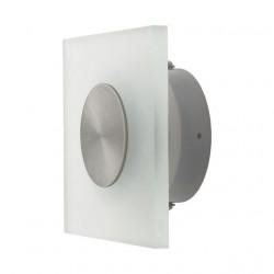 Spot Kanlux 18570 ARLA LED - Corp iluminat incastrat pentru trepte, 1W, 6200k-6800k, IP44, argintiu