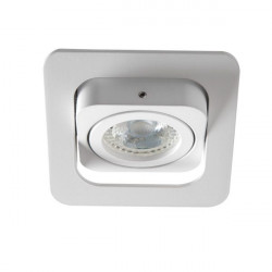 Spot Kanlux 26758 ALREN - Inel spot directional incastrat LED GU10, max 35W, IP 20, alb
