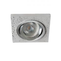 Spot Kanlux 27230 Cemin - Spot incastrat LED GU10, max 35W, gri