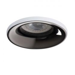 Spot Kanlux 27801 Elnis - Spot incastrat LED GU10, max 35W, alb/anthracite