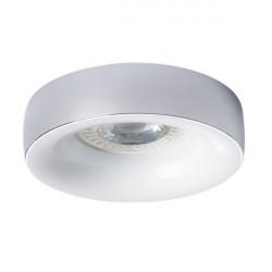 Spot Kanlux 27811 Elnis - Spot incastrat LED GU10, max 35W, crom/alb