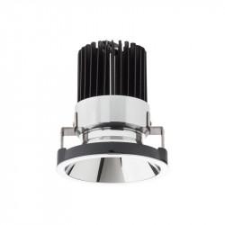Spot LED Arelux XThema TM01NW - Corp iluminat cu led 12.7W 350mA 4000K IP20 MWH (5f), alb