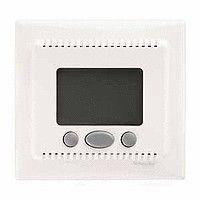 Termostat Schneider SDN6000223 Sedna - Cronotermostat cu functie confort 16 A - 230 V, crem