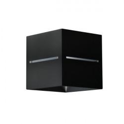 Aplica Kanlux 27020 ASIL - Corp iluminat G9, IP20, max 40W, negru
