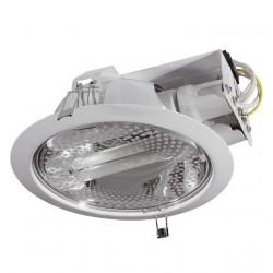 Aplica Kanlux 4820 RALF DL-220-W- Aplica incastrata, E27, 2x50, IP20, alb