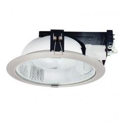 Aplica Kanlux RALF 22250 - Aplica incastrata, E27, 2x50, IP20, argintiu