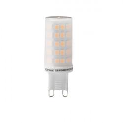 Bec Kanlux 24524 ZUBI LED - Bec cu diode, G9, 4W, 3000k, 500lm
