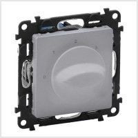 Comutator Legrand 752332 Valena Life - Comutator control ventilatie, 0123, aluminiu