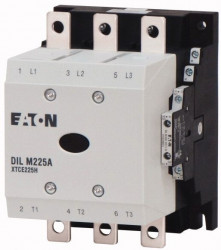Contactor Eaton 208202 - Contactor putere DILM250/22(RAC500)-Contactor 132 kW, regim AC-3