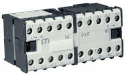 Contactor Eti 004641610 - Contactor putere CEI07.01-24V-50/60Hz